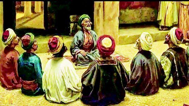 La opinión de las figuras más importantes de la primera escuela del Hadiz sobre la ideología del Hadiz.