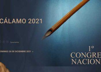 1º Congreso Nacional Cálamo 2021